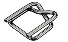 galvanized buckle